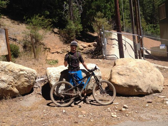 After first Downieville ride!
